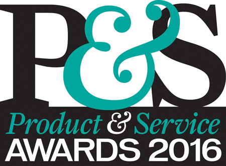 2016 Product and Services Award